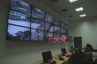 Côte dÂ'Ivoire : Le consortium Orange, Thalès et Huawei installera la vidéosurveillance à Abidjan