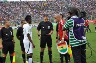 Mondial 2014 : Match Egypte-Ghana au Caire, Asamoah Gyan révèle ses craintes