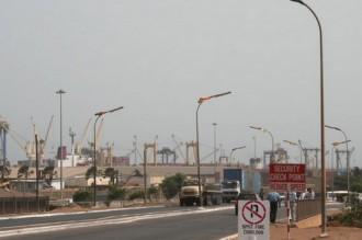 Ghana : Les ports dÂ'Abidjan et de Lomé imposent un rythme à celui de Tema