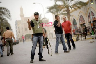 Libye : Affrontements meurtriers entre lÂ'armée et les salafistes