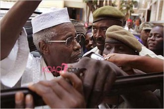 Sénégal-Tchad : Prochain transfert à Dakar des présumés complices dÂ'Hissène Habré
