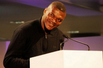 Football : Marcel Desailly candidat au poste dÂ'entraîneur au Kenya