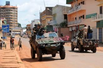 Centrafrique : Échange de tirs à Bangui dès le début de désarmement