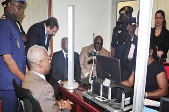 Gabon : Le passeport biométrique gabonais lancé à Libreville
