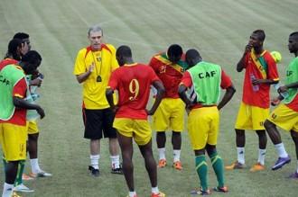 Football : La Guinée à la recherche dÂ'un entraineur pour le Syli National