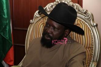 Soudan du sud : Un coup dÂ'état déjoué selon le président