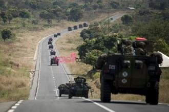 Centrafrique: Des troupes européennes en renfort à Bangui