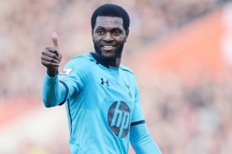 Togo : Adébayor rattrape sa chance et relance Tottenham