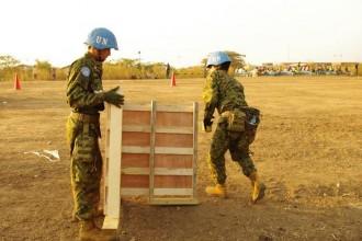 Soudan du Sud : Ban Ki Moon recommande 5.500 Casques bleus en renfort