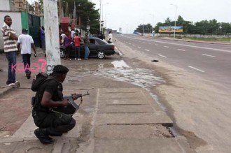 RD Congo : Des militaires ivres sèment la panique à Lubumbashi : 1 mort et 4 blessés