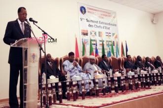 Centrafrique : Idriss Déby convoque un sommet extraordinaire sur la crise centrafricaine
