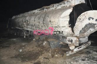 Nigeria : Un camion-citerne se renverse à Lagos : 15 morts