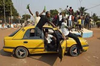 Centrafrique : Joie à Bangui après la démission de Djotodia