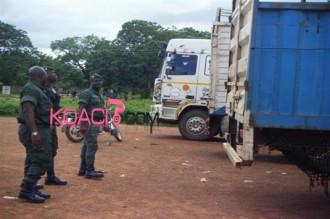 Côte dÂ'Ivoire : Des coupeurs de route abattent un sous-officier au nord