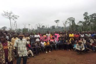 Côte dÂ'Ivoire : 7 mois après lÂ'arrestation dÂ'Amadé Ourémi, le mont Péko toujours exploité illégalement