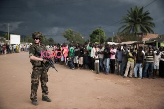 Centrafrique : LÂ'élection du président repoussé à lundi, le pays au bord du génocide