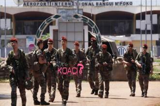 Centrafrique : Feu vert attendu pour lÂ'envoi de troupes européennes