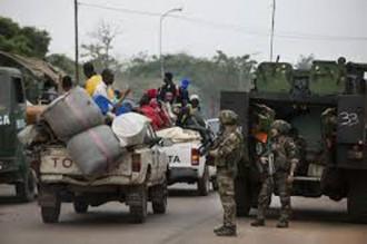 Centrafrique : Violences au nord et à l'ouest de Bangui