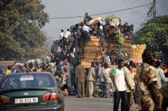 Centrafrique : 23 morts dont 3 enfants dans lÂ'attaque dÂ'un convoi