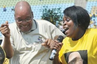 Afrique du Sud : Présidentielle 2014 : Zuma reste le Â'Â'capitaineÂ'Â' de lÂ'ANC