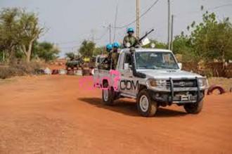 Mali : 5 casques bleus blessés à Kidal