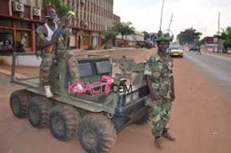 Centrafrique : Au moins une dizaine de morts dans des affrontements à Bangui