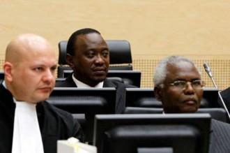 Kenya : La CPI ajourne le procès du président Kenyatta
