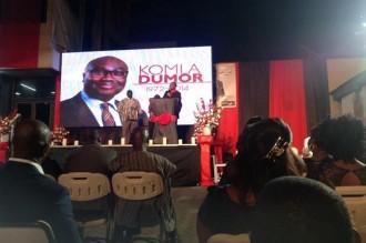 Ghana : Un pasteur lance une polémique sur la mort de Komla Dumor
