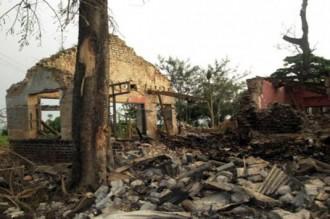 RD Congo : La foudre cause lÂ'explosion dÂ'un dépôt de munitions