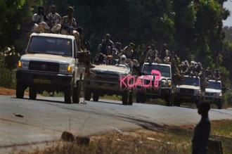 Centrafrique : Les rebelles de lÂ'ex-séléka fuient Bangui