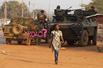 Centrafrique : Feu vert de lÂ'ONU pour la force européenne