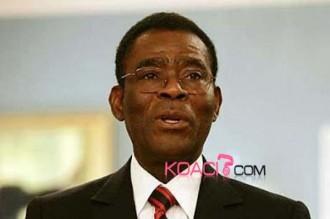 Guinée équatoriale : La démission du président Obiang réclamé par des opposants en exil