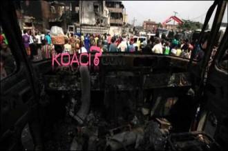 Nigeria : Au moins 80 morts dans lÂ'attaque dÂ'un marché attribuée à Boko haram