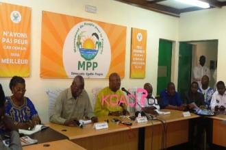 Burkina Faso : Les dissidents du parti au pouvoir face à la presse pour tacler Compaoré
