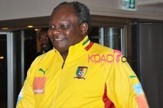 Football : LÂ'ancien sélectionneur du Cameroun dans le coma