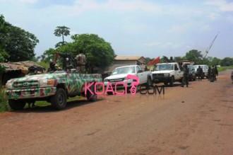 Centrafrique : Des troupes séléka débarquent dans une ville du nord