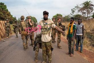 Centrafrique : Les anti-balaka sont les ennemis de la paix selon les forces Françaises