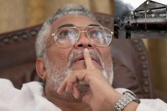 Ghana : Rawlings se rappelle de lÂ'amère fête de la Saint Valentin 2010
