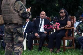 Centrafrique : La présidente demande le maintien de la force Française jusquÂ'en 2015