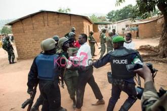 Centrafrique :  8 morts dans un accrochage entre la force Africaine et la milice anti-balaka