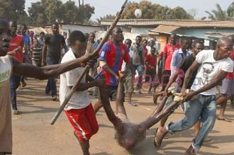 Centrafrique : La présidente demande à la France de ne pas 'abandonner' son pays