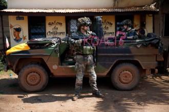 Centrafrique : Un 3ème soldat Français tué au nord du pays
