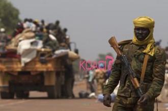 Centrafrique : Affrontements à Bangui, 2 soldats Tchadiens tués