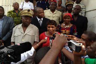 Côte d'Ivoire : La représentante spéciale de lÂ'ONU à lÂ'ouest pour la réconciliation nationale