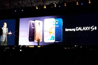 Côte dÂ'Ivoire : Avant son lancement à Abidjan, Samsung dévoile le  Galaxy S5 à Barcelone