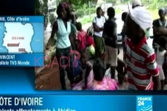 Côte dÂ'Ivoire : Les Ivoiriens se désintéressent de RFI et France 24