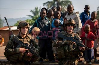 Centrafrique : L'opération militaire française prolongée
