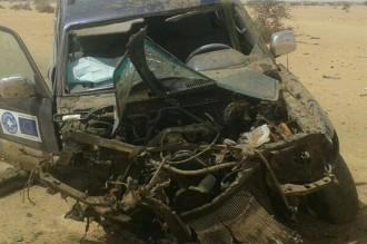 Mali : Le véhicule dÂ'une ONG saute sur une mine, 2 blessés graves