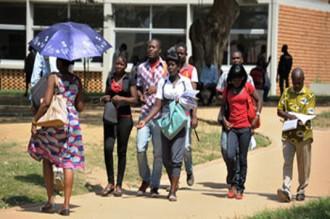 Côte dÂ'Ivoire : Reprise timide des cours dans les universités dÂ'Abidjan
