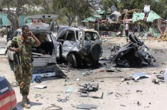 Somalie : 7 morts dans un attentat à la voiture piégée
